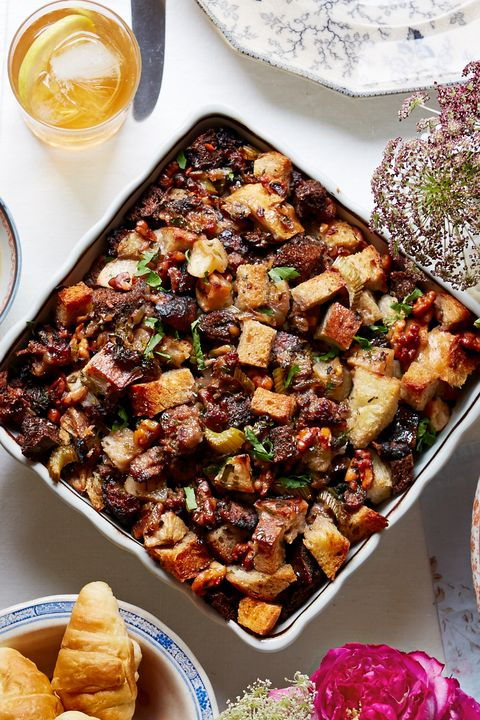 apple walnut stuffing