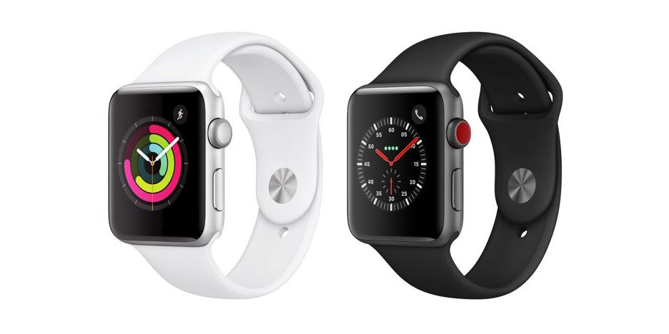 Score an Apple Watch Series 3 for $80 Less From Walmart