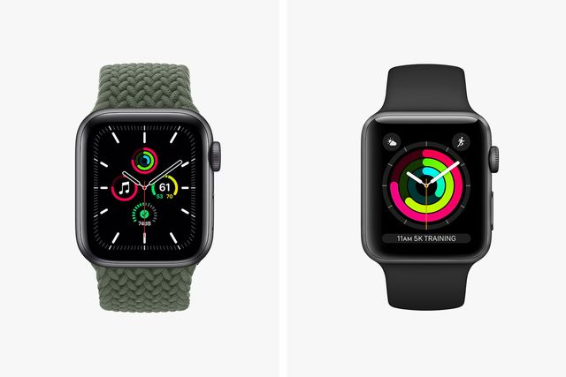 apple watch 3 vs se