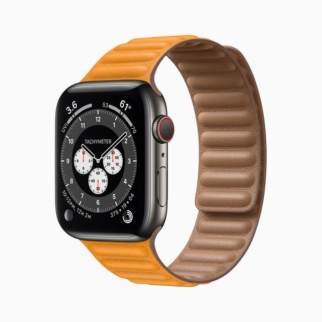 una imagen del apple watch 6
