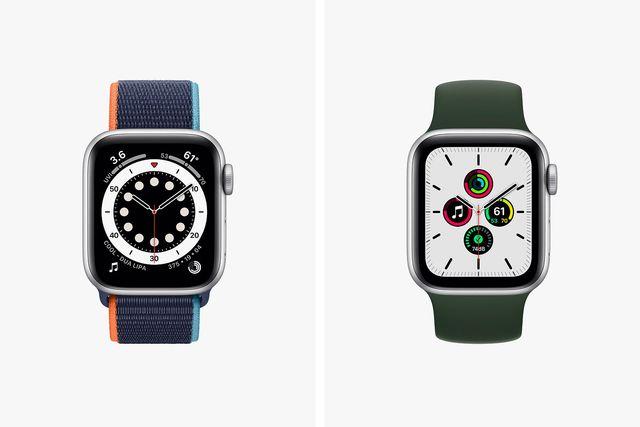 apple watch 6 vs se