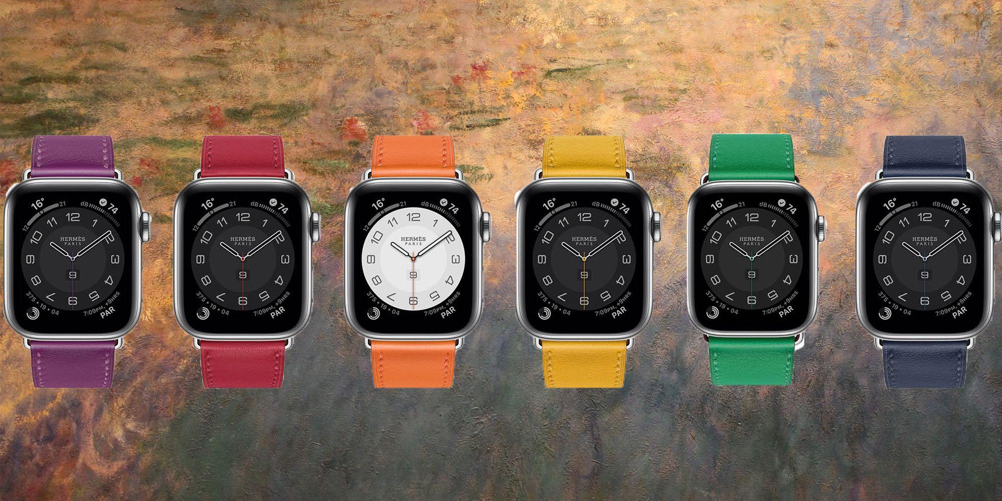 Il nuovo Apple Watch Series 6 è firmato Hermès