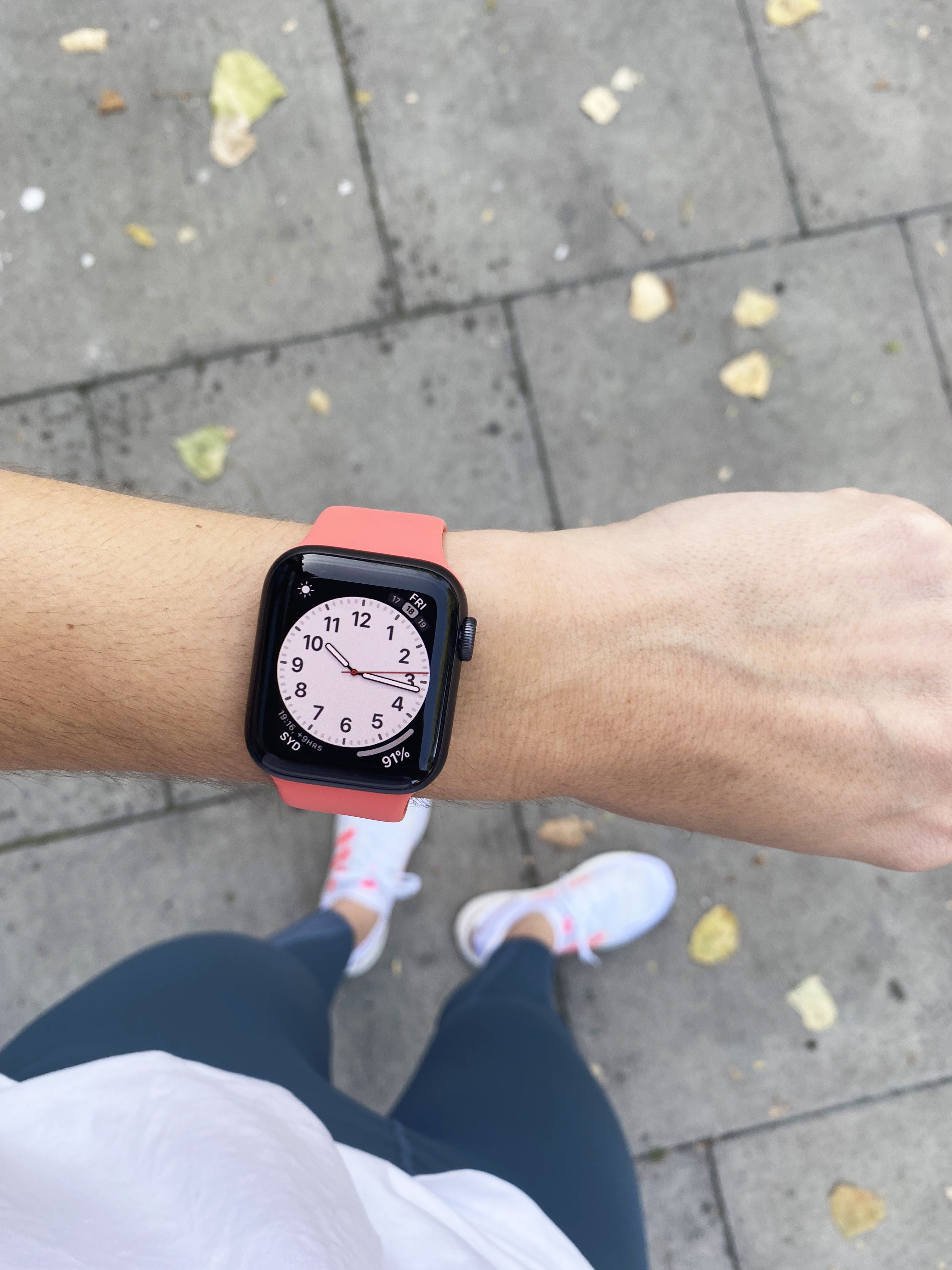 Excited for Apple Watch 6? Sell your old model for fast