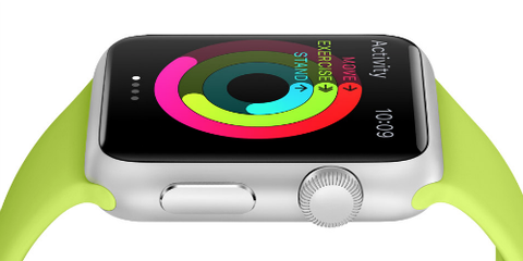 Apple Watch Side View for Remy's World