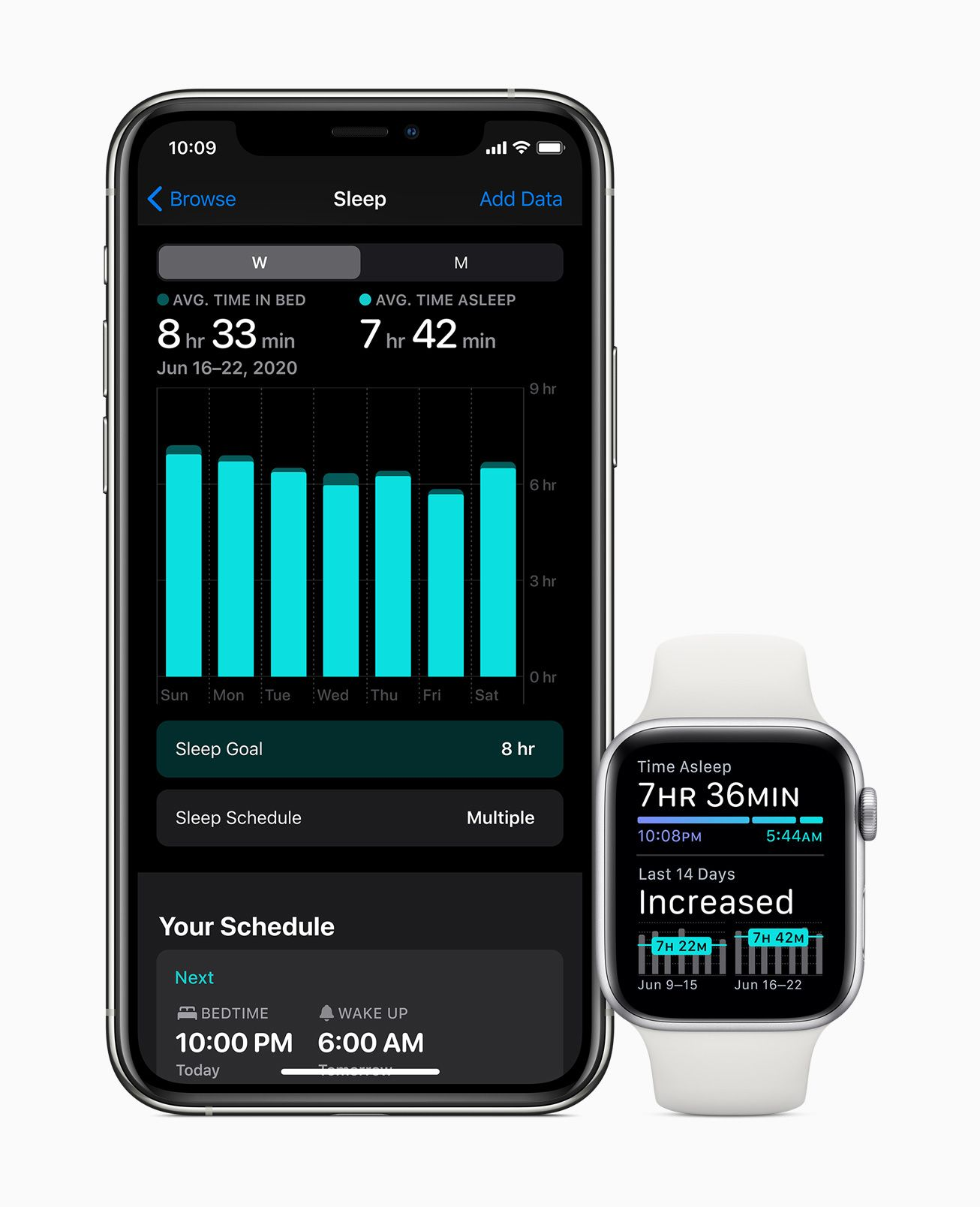How to set up and use the Sleep app on Apple Watch in