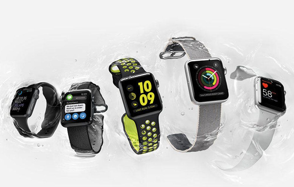 Review Apple Watch Series 2 Is A Solid Option Runner S World