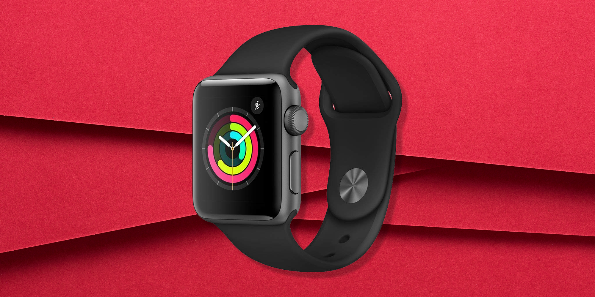 The Apple Watch Series 3 Is On Sale For $80 Off At Walmart Right Now