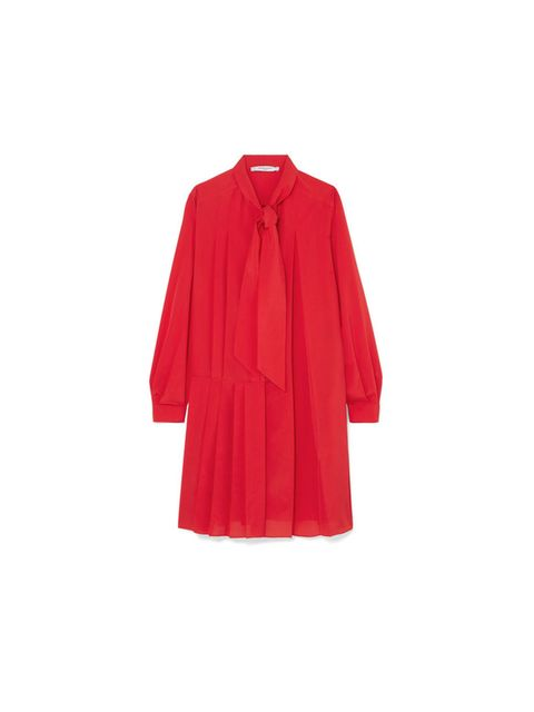 Clothing, Red, Sleeve, Outerwear, Blouse, Collar, Button, Neck, Shirt, Top,