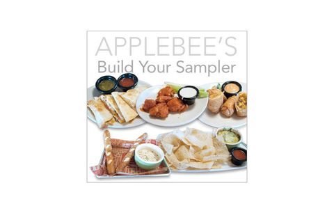Applebee's Build Your Own Appetizer