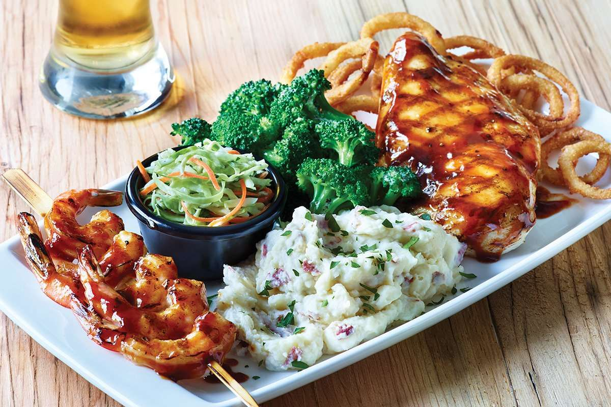 Applebee's Added A Fireball Whisky Grilled Chicken Dish To Its Menu