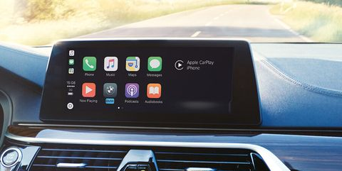 Apple CarPlay Is Free for BMW Owners, Starting Now