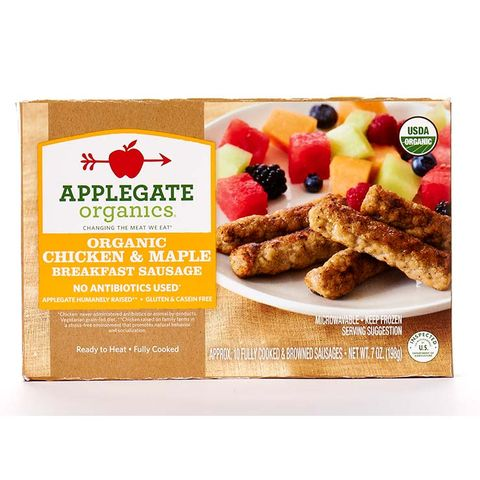 applegate chicken maple sausage