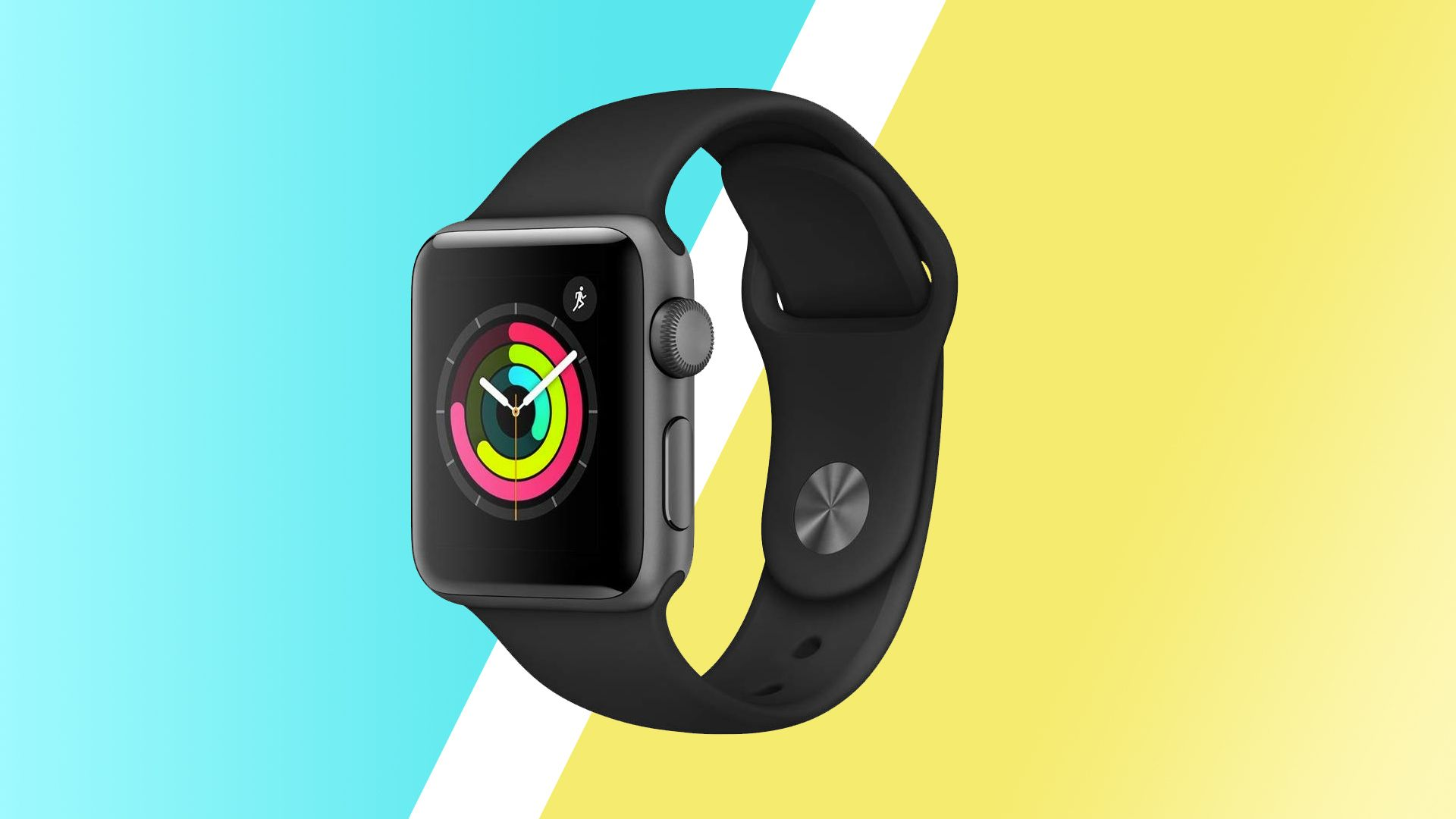 The Apple watch series 3 is on sale