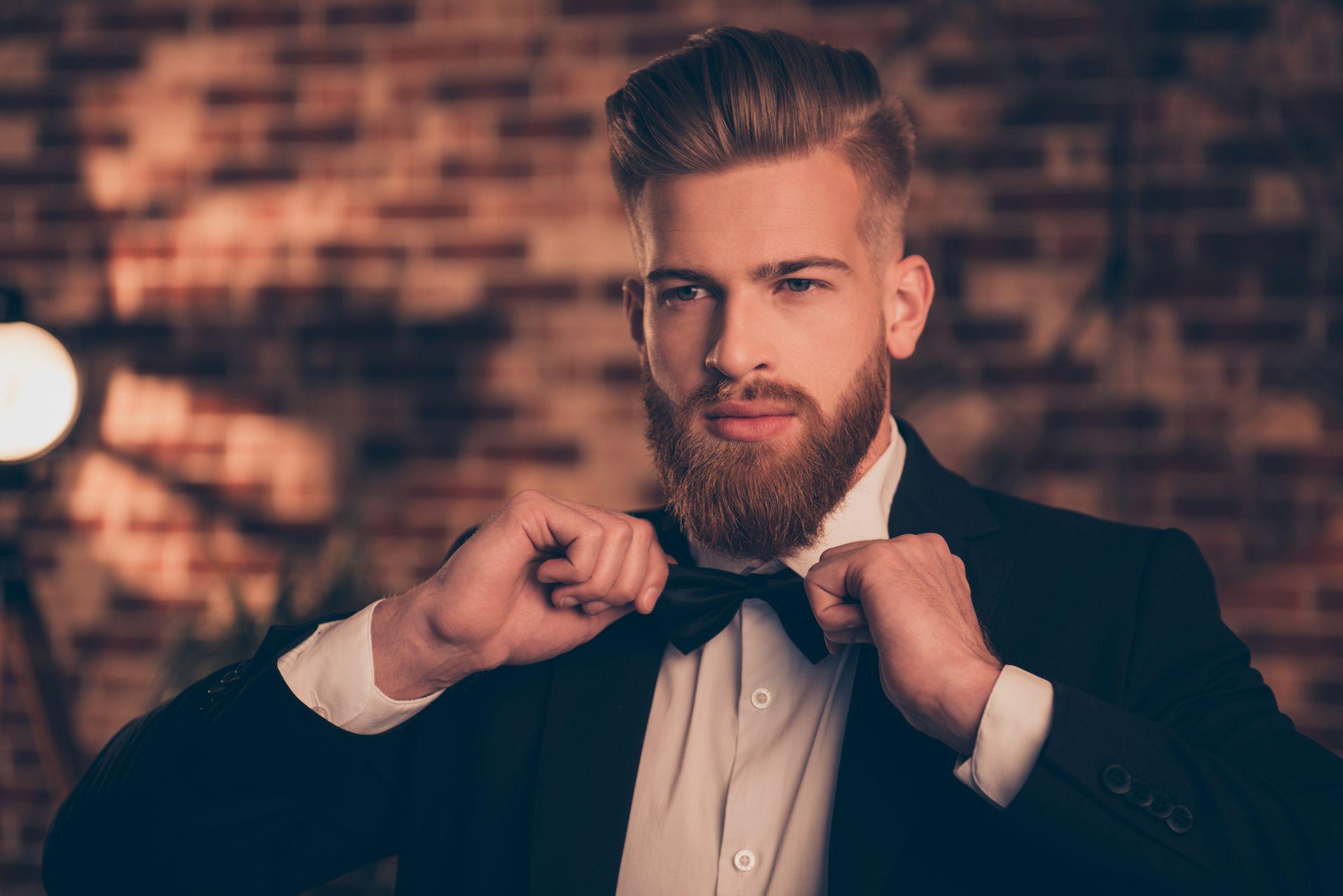 結婚式でNG知らず! スーツやネクタイなど、男性ゲストの服装は