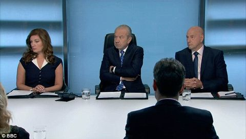 Apprentice contestant accuses producers of sabotage