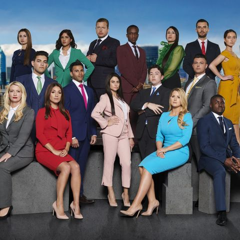 the apprentice 2019 line-up