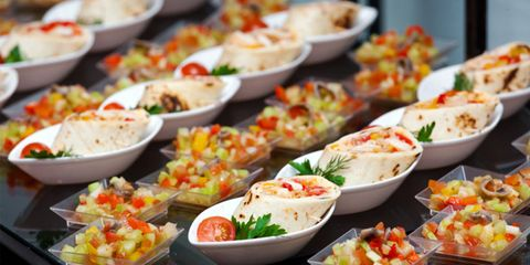 Cuisine, Food, Meal, Dishware, Dish, Finger food, Tableware, Recipe, Garnish, Ingredient,