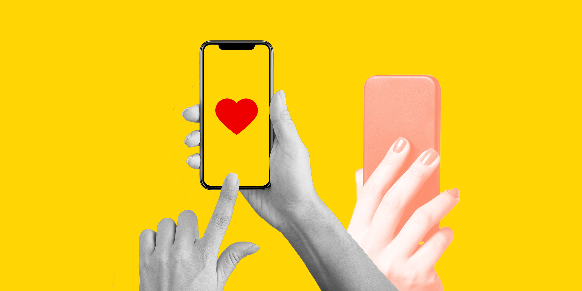 Popular dating apps like tinder