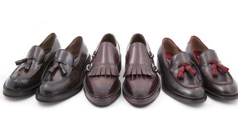 Footwear, Shoe, Brown, Leather,