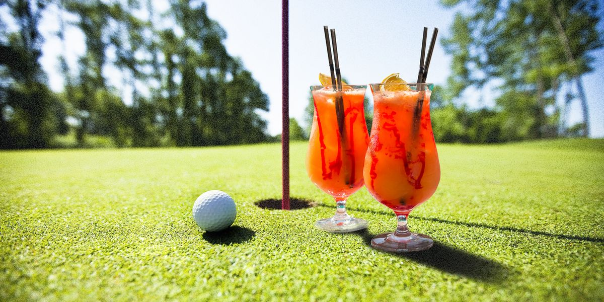 Aprés Golf: After the Course, Hit the Clubhouse in these Great Outfits