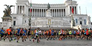 2018 Rome Marathon 24th Running Apr 8th
