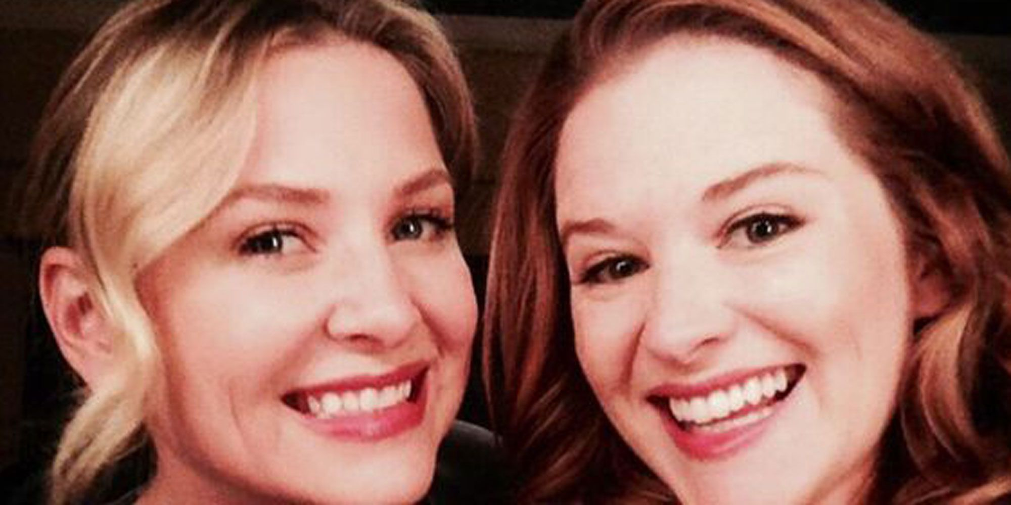 Jessica Capshaw and Sarah Drew Leaving Grey\'s Anatomy - April and ...