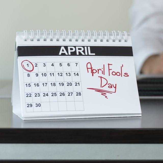 office April Fools Day pranks