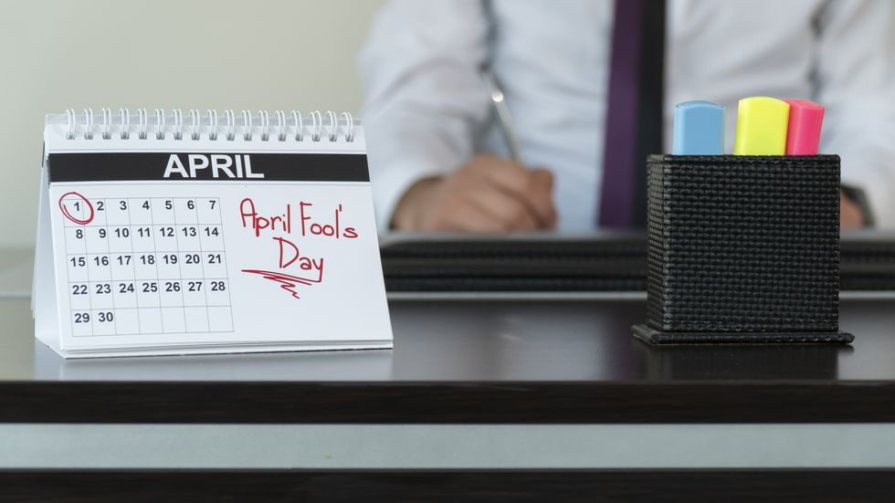 12 Office April Fool's Pranks to Get Your Co-Workers Good This Year