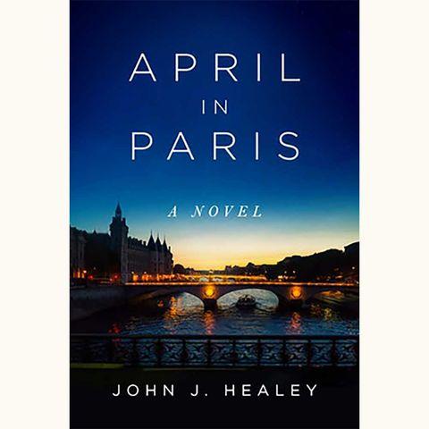 april in paris, john j healey