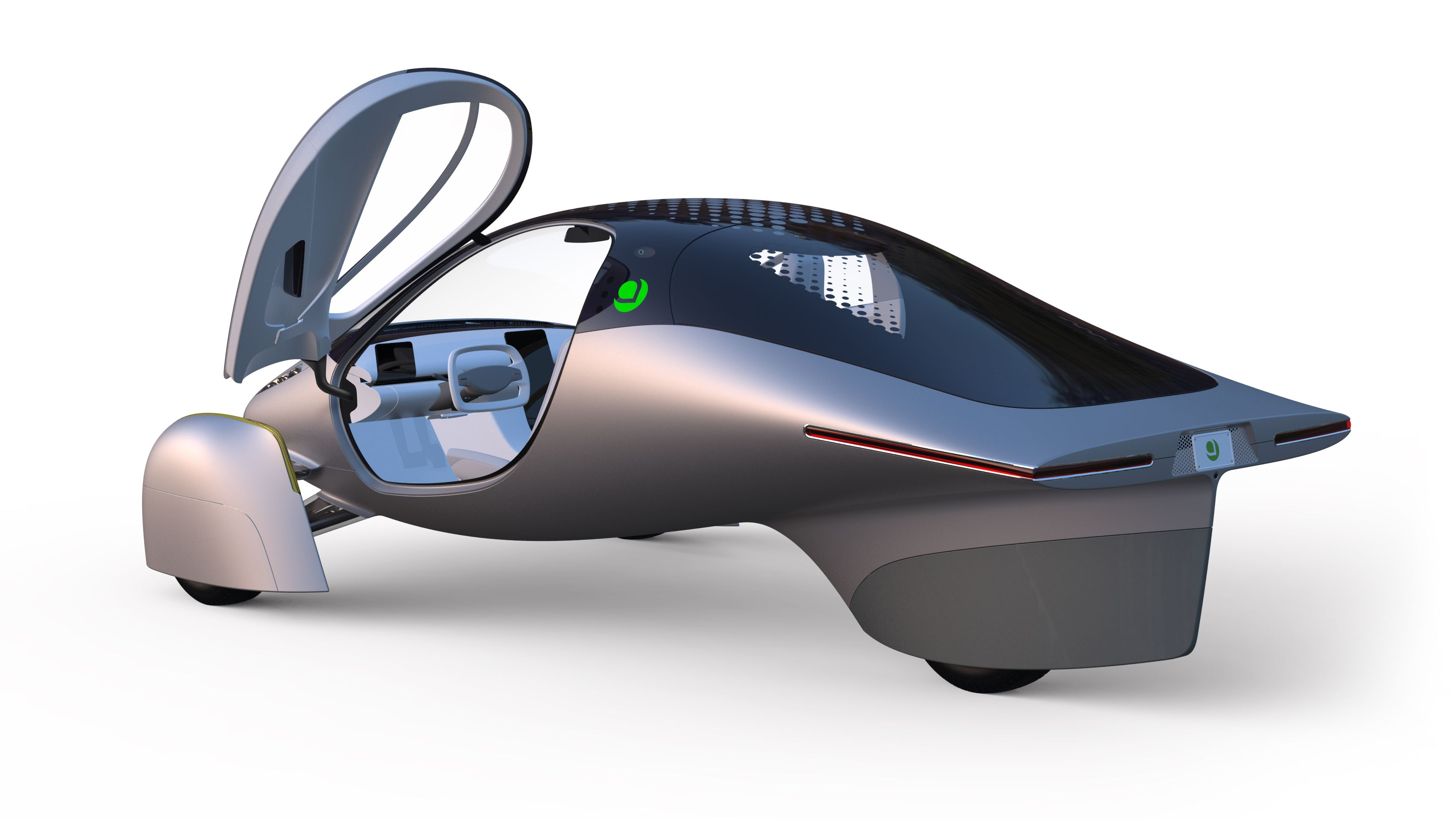 Aptera Claims Three-Wheel EV Can Run on Solar Only with No Plugging In