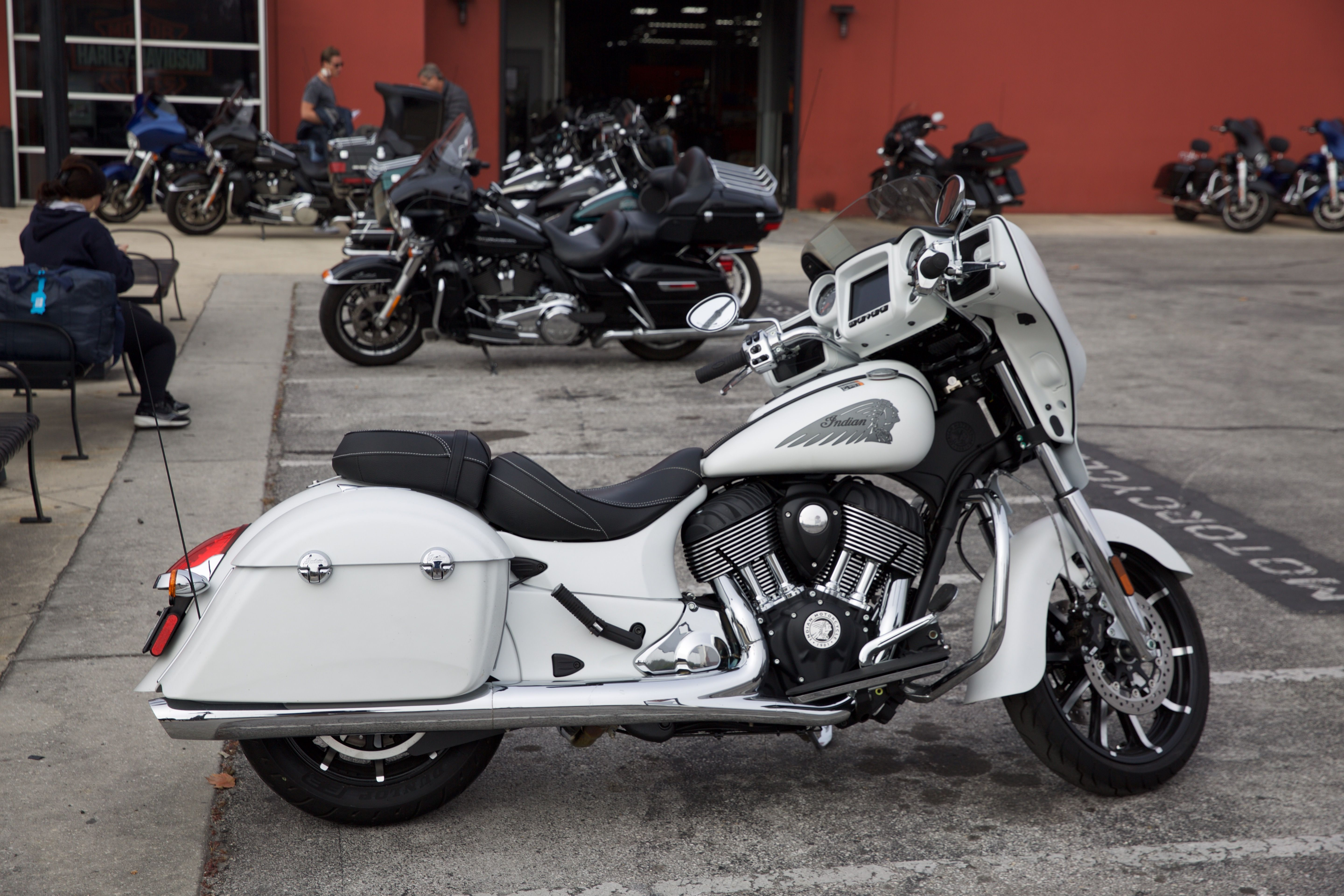 Indian Motorcycle Is Coming For Harley Davidson S Throne