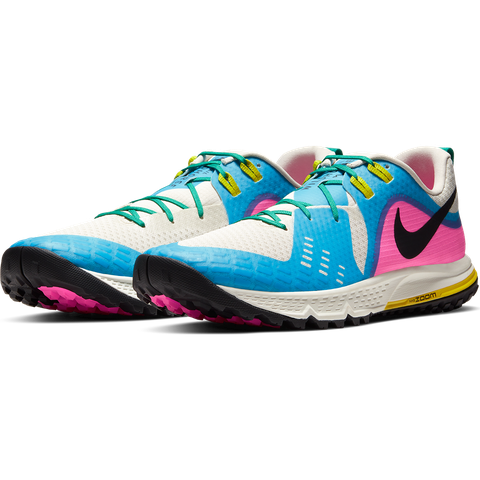 Running in Nike's new-look trail shoes: Wildhorse 5