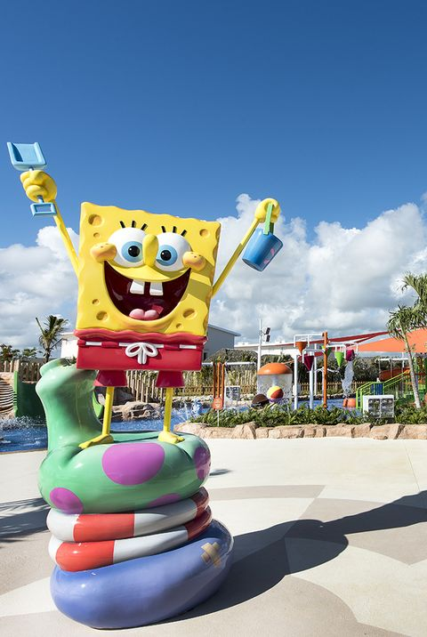 Best Family Vacations - Nickelodeon Hotel and Resorts
