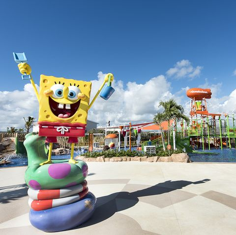Family Vacation Destinations - Nickelodeon Hotel and Resorts