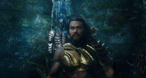 Critics Are Already Calling 'Aquaman' The Best DC Movie Since 'The Dark Knight'