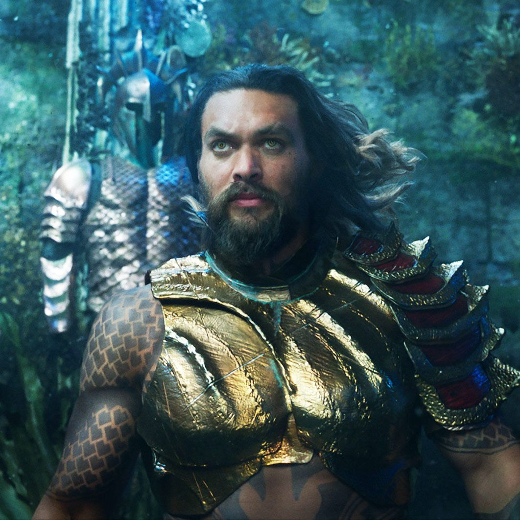 How Aquaman Drew On The Success Of The Conjuring
