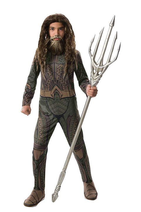 aquaman superhero costume