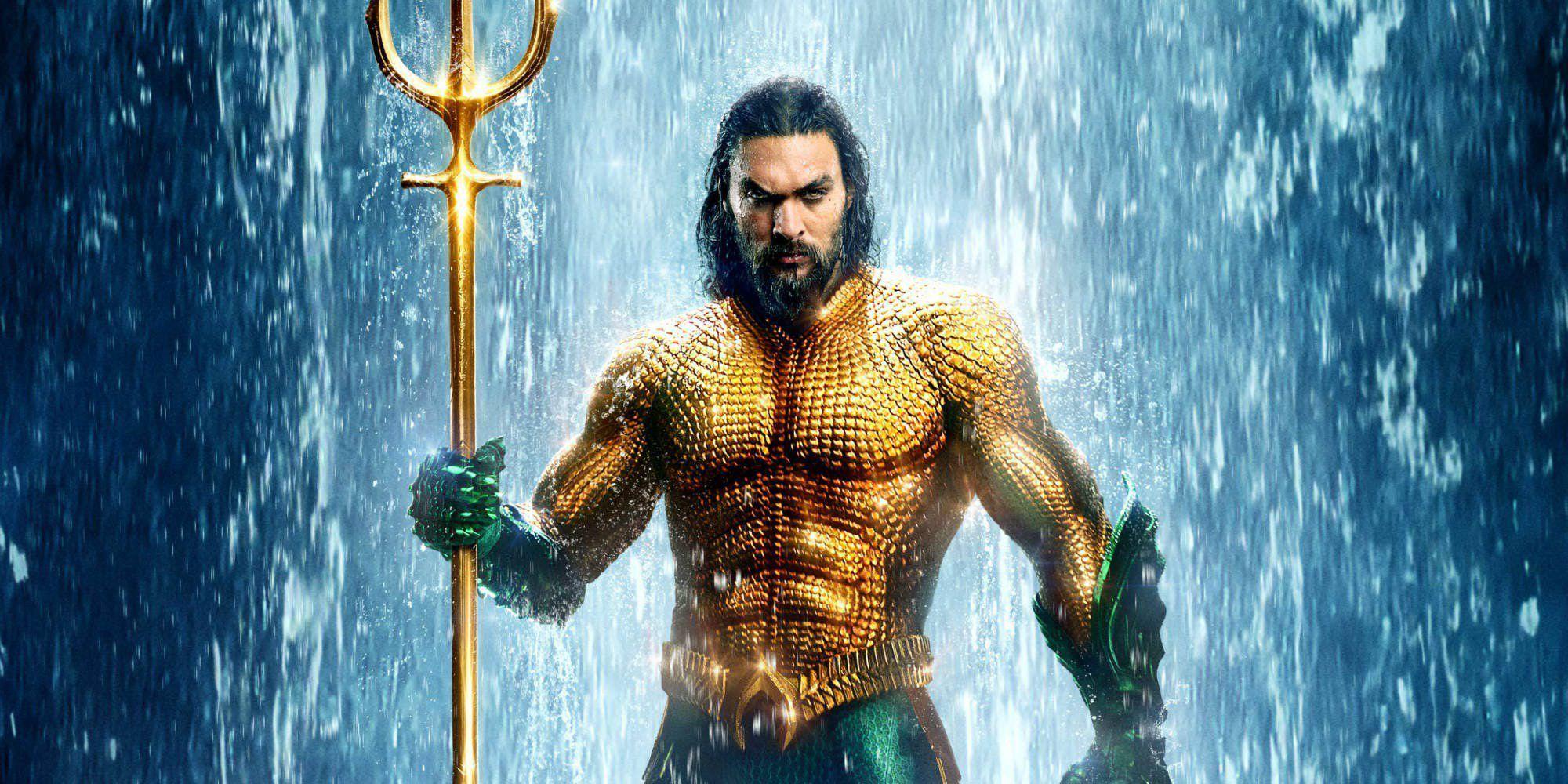 Aquaman Primeras Impresiones Aquaman Crítica