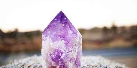 healing crystals aquarius amethyst