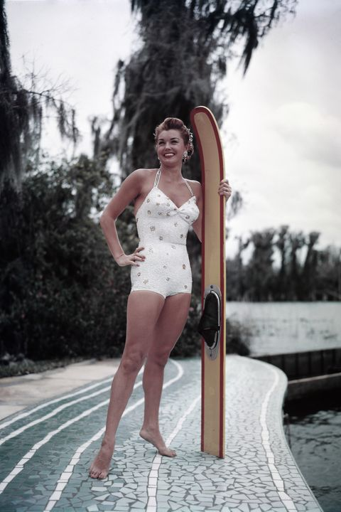 esther williams at cypress gardens