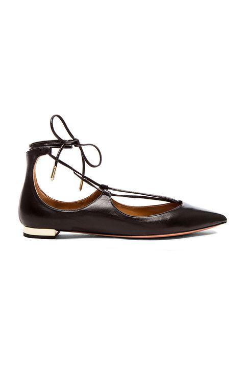 Footwear, Shoe, Brown, Tan, Ballet flat, Mary jane, Slingback, Oxford shoe, Leather,