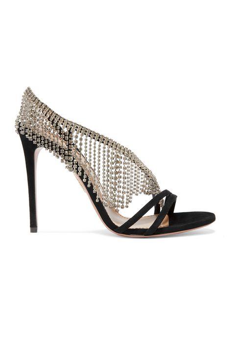 Footwear, Sandal, High heels, Shoe, Slingback, Beige, Basic pump, Court shoe,