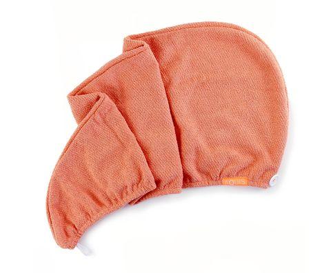 Clothing, Orange, Pink, Headgear, Cap, Wool, Outerwear, Beanie, Neck, Ear,