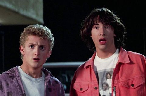 A New Bill & Ted Movie Is Totally Happening