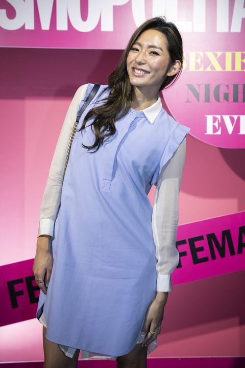 Pink, Fashion, Magenta, Event, Fashion design,