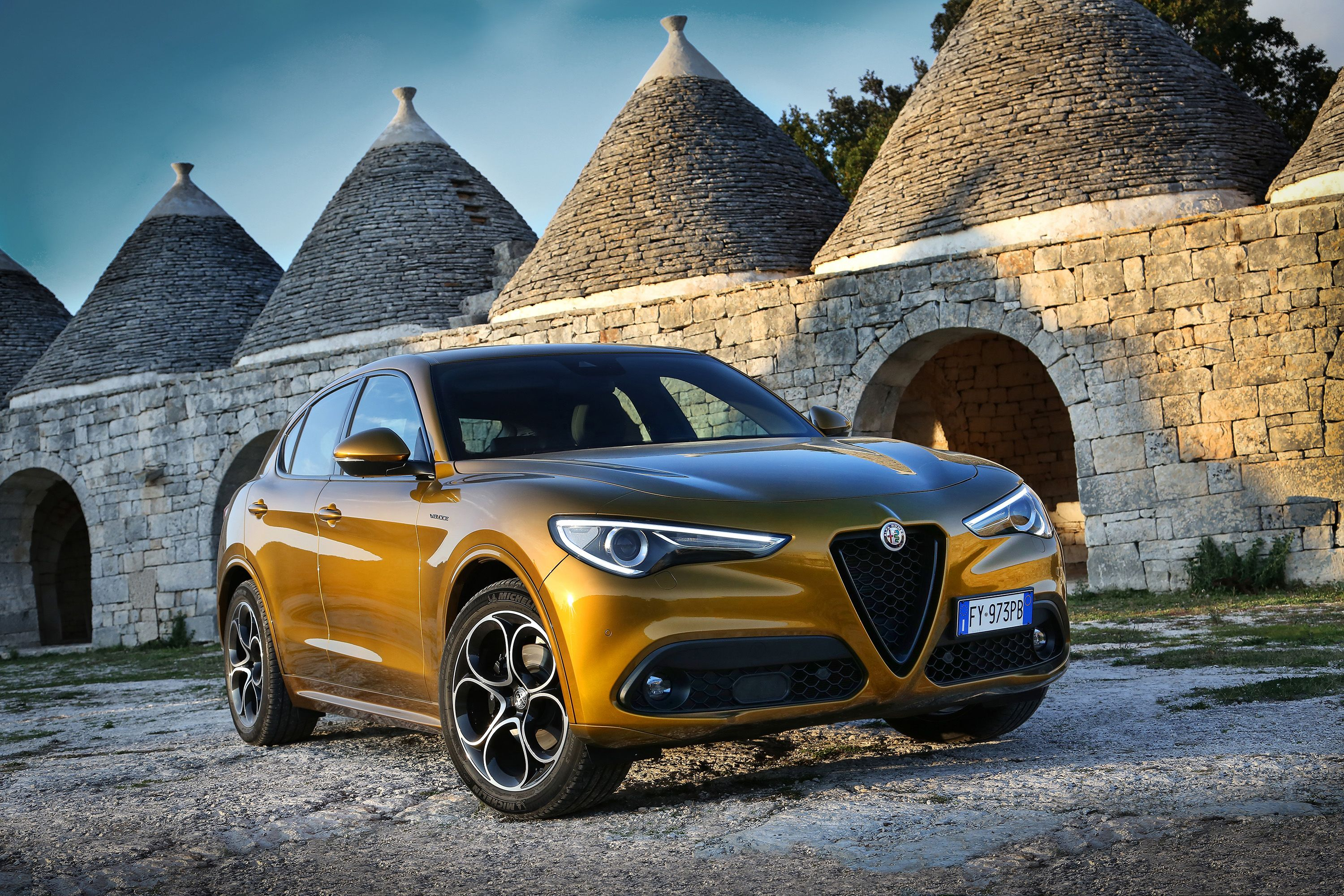 2020 Alfa Romeo Stelvio Review Pricing And Specs