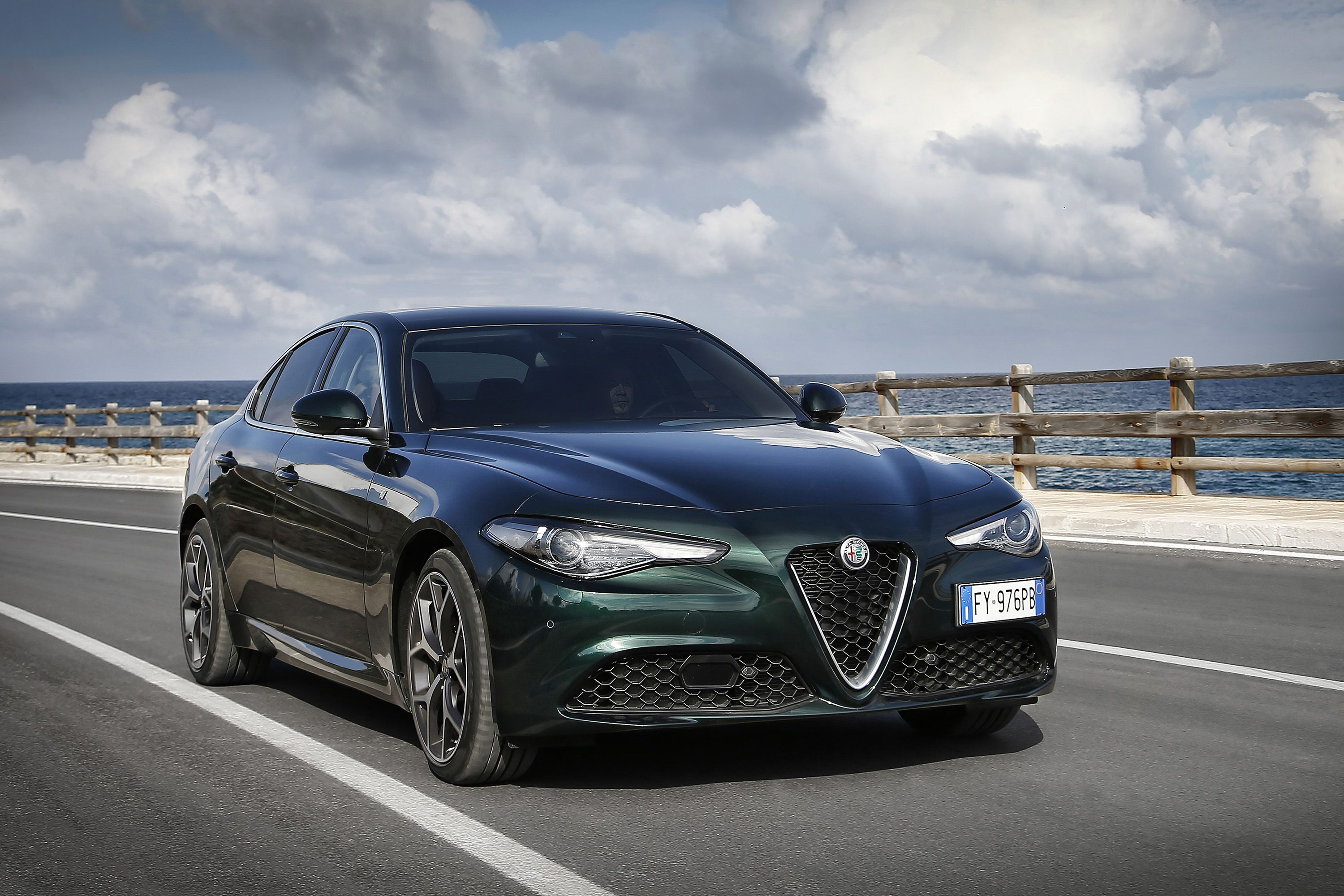 2020 Alfa Romeo Giulia Review Pricing