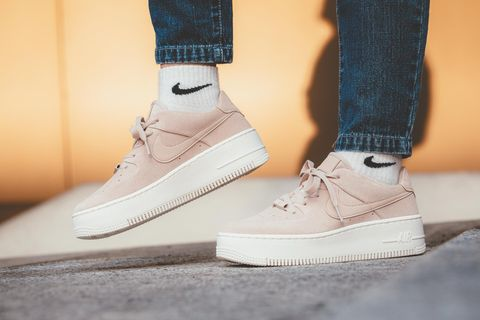 AF1 Sage, NIKE, NIKE AIR FORCE, NIKE球鞋, The 1 Reimagined 系列, 玫瑰粉, 球鞋