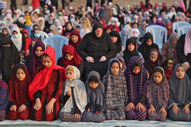 donne pellegrinaggio mecca da sole
