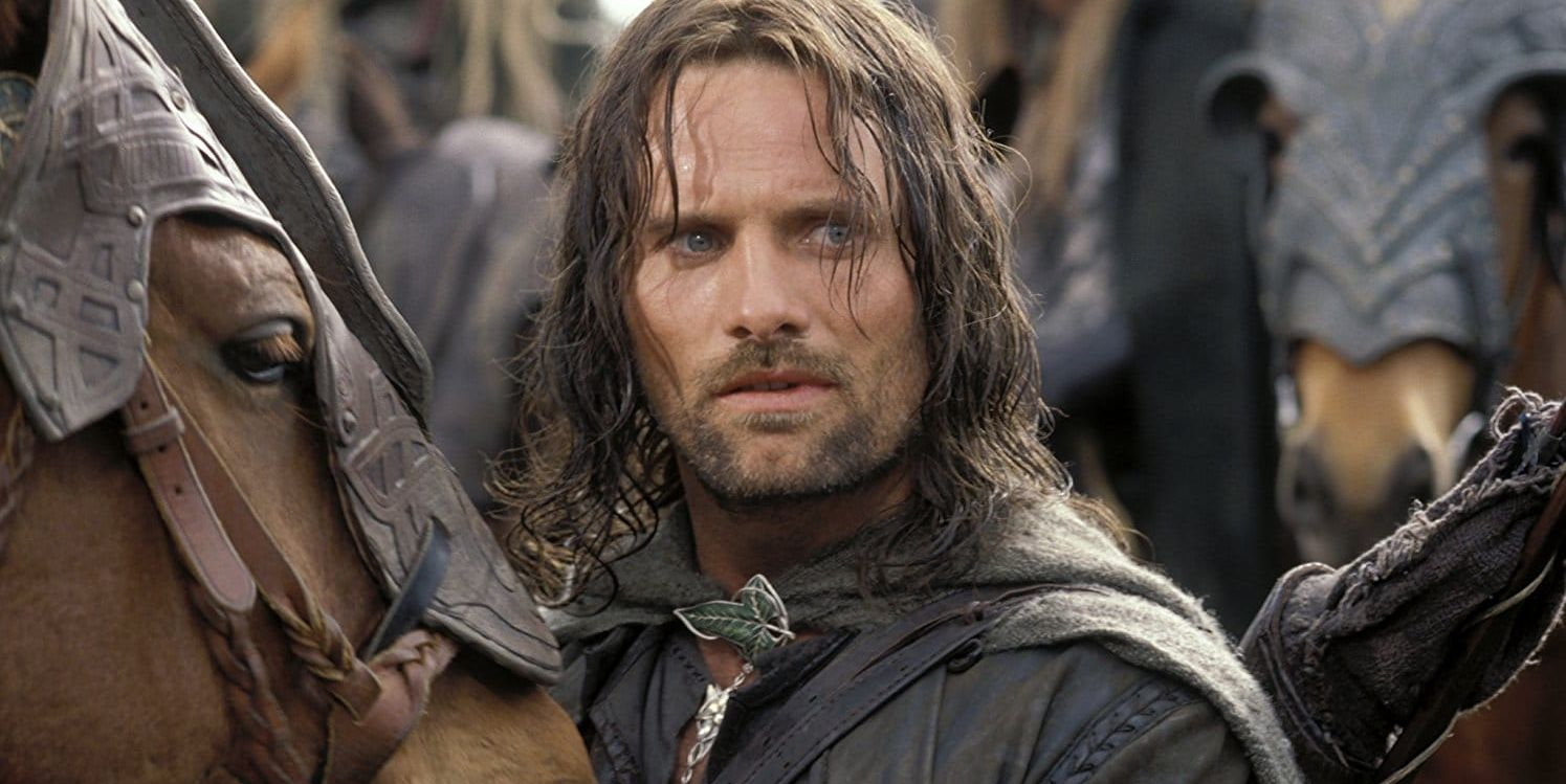 Viggo Mortensen Aragorn Lord of the Rings